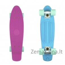 "Mini riedlentė Penny Board Fish Classic 2Colors 22"" ABEC11 - Blue Pink-Summer Green-Summer Purple"