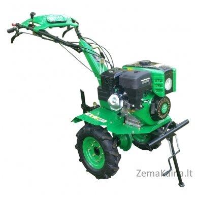 Benzininis motoblokas GREEN C11 (9AG)