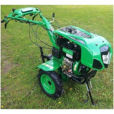 Motoblokas GREEN C12 (7AG) 2