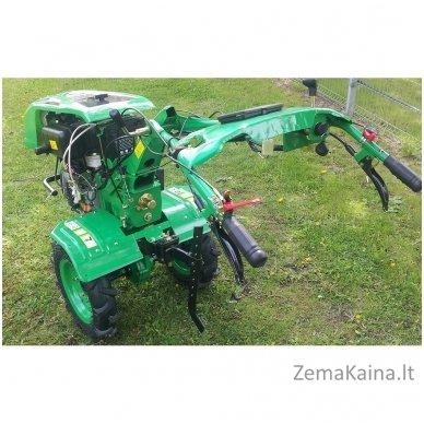 Motoblokas GREEN C12 (7AG) 4
