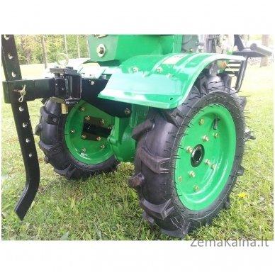Motoblokas GREEN C12 (7AG) 6