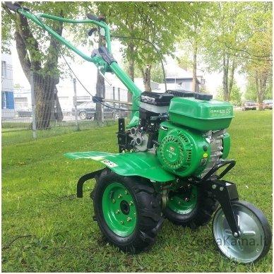 Motoblokas GREEN C5 (6,5AG) 2