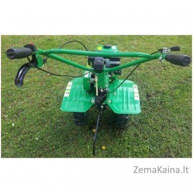 Motoblokas GREEN C5 (6,5AG) 4