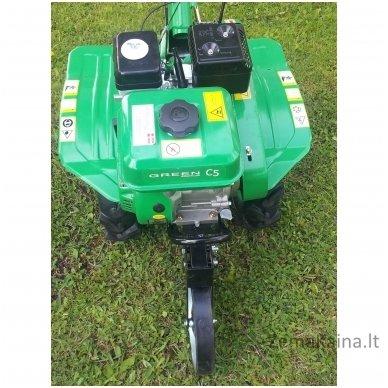 Motoblokas GREEN C5 (6,5AG) 6