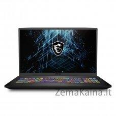 """MSI Gaming GF75 10UEK-038XPL Thin DDR4-SDRAM Notebook 43.9 cm (17.3"""") 1920 x 1080 px 10th Gen Intel® Core™ i5 8 GB 512 GB SSD NVIDIA GeForce RTX 3060 Wi-Fi 6 (802.11ax) Black"""