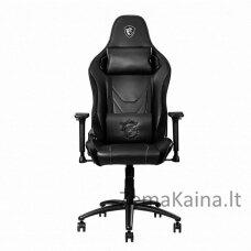 MSI MAG CH130 X žaidimų kėdė Kėdė kompiuteriniams žaidimams Paminkštinta sėdynė Juoda