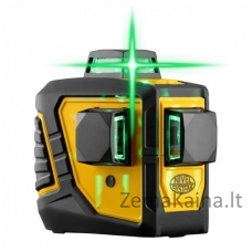 Multikryžminis lazeris Nivel System CL3D-G