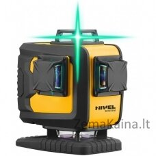 Multikryžminis lazeris Nivel System CL4D-B