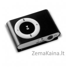 Muzikos grotuvas Setty MP3 GSM024738 Black
