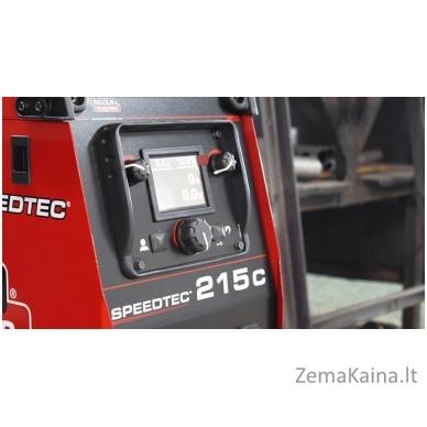 Multifunkcinis suvirinimo pusautomatis Speedtec 215C, Lincoln Electric 3