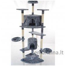 Namas-draskyklė katėms FD670 Grey