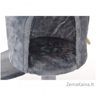 Namas-draskyklė katėms FD670 Grey 5