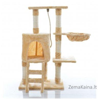 Namas-draskyklė katėms KMB004A Beige