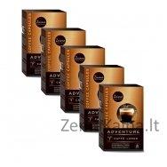 NESPRESSO Zuiano Adventure Caffè Lungo, 50 kavos kapsulių