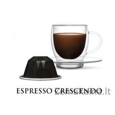 Nespresso BELMOCA Crescendo kapsulės, 10 vnt.