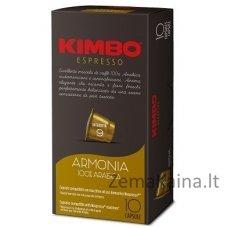 Nespresso KIMBO N Armonia, 10 kavos kapsulių