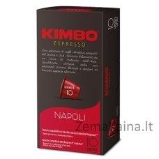 Nespresso KIMBO N Napoli, 10 kavos kapsulių