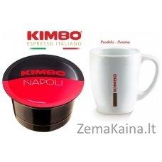 KIMBO Napoli, kavos kapsulių rinkinys, 96 vnt.