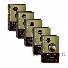NESPRESSO Zuiano Everest Espresso, 50 kavos kapsulių