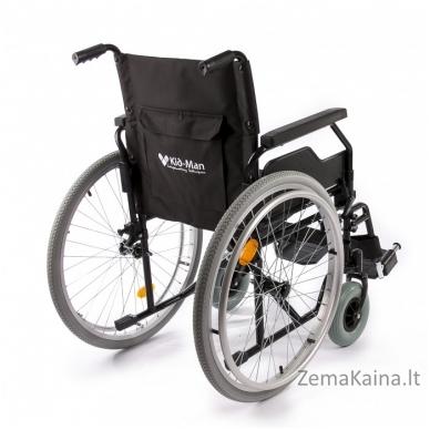 Neįgaliojo vežimėlis SteelMan start , 43 cm 2