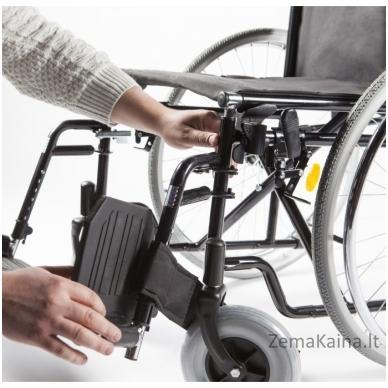 Neįgaliojo vežimėlis SteelMan start , 43 cm 3