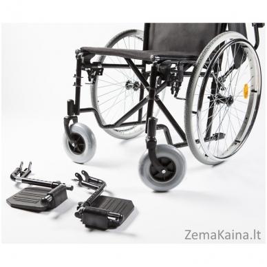 Neįgaliojo vežimėlis SteelMan start , 43 cm 4