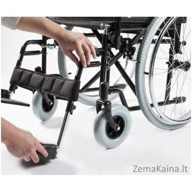 Neįgaliojo vežimėlis SteelMan start , 43 cm 5