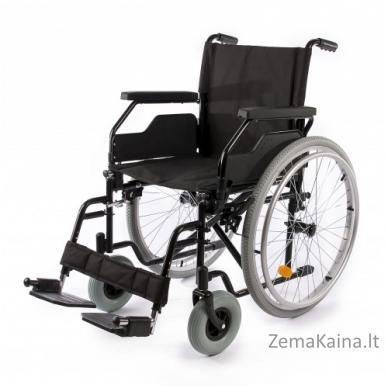 Neįgaliojo vežimėlis SteelMan start , 43 cm