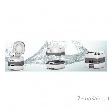 Nešiojamas biotualetas Enders Mobil WC Deluxe 4950 11