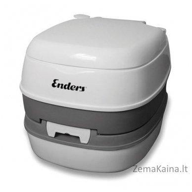 Nešiojamas biotualetas Enders Mobil WC Deluxe 4950 3