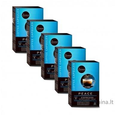 NESPRESSO Zuiano Peace Espresso, 50 kavos kapsulių
