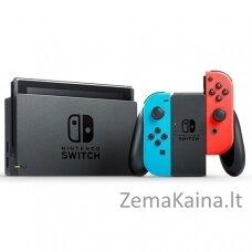 "Nintendo Switch V2 2019  15.8 cm (6.2"") 32 GB Wi-Fi Black, Blue, Red"