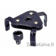 """Nuimtuvas tepalo filtrui, Ø 65-138 mm, 3/8""""+1/2"""", KS tools"""