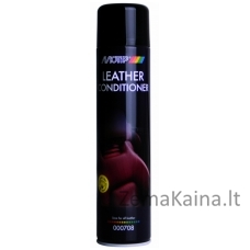 Odos valiklis LEATHER CONDITIONER 600ml, aerozolis BL, Motip