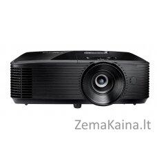 Optoma HD144X duomenų projektorius 3200 ANSI lumens DLP 1080p (1920x1080) 3D Kompiuterio projektorius Juoda