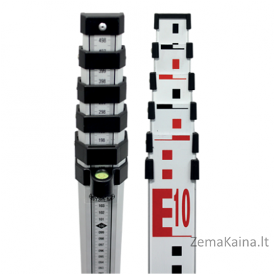Optinio nivelyro Topcon AT-B4A komplektas 8