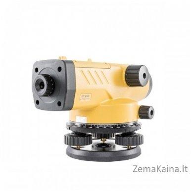 Optinis nivelyras Topcon AT-B3A 5