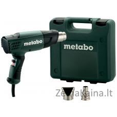 Karšto oro fenas METABO H 16-500 (601650500)