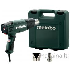 Karšto oro fenas METABO HE 20-600 (602060500)