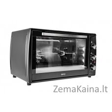 Orkaitė Camry Mini Oven CR 6017 63 L, Table top, Juodas, 2200 W