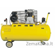 Oro kompresorius 150L, ITALIAN TYPE 220V STROM (Z-0.30/8)