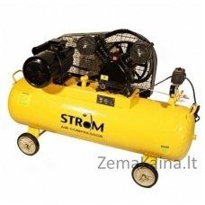 Oro kompresorius 100L, 220V STROM (V-0.25/8)