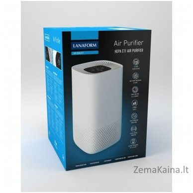 Oro valytuvas Lanaform Air Purifier 16