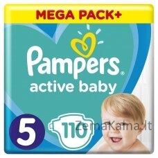 Pampers ABD Mega Pack Junior S5 110 pc(s)