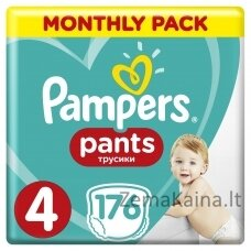 Pampers ABD MSB S4 176 pc(s)