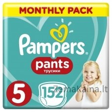 Pampers ABD MSB S5 152 pc(s)