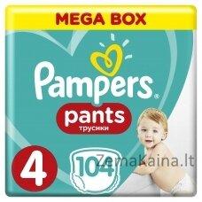 Pampers Mega Box S4 104 pc(s)