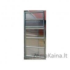 Papildomos durys šiltnamio gale (kaip priekyje) STANDART*KLASIKAI