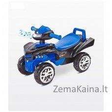 Paspiriamoji mašinėlė Caretero mini Raptor Blue