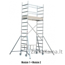 Pastoliai (modulis 2) Alu-Pro 460cm, Hymer